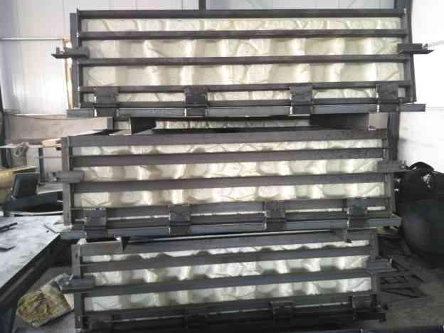 阶梯护坡模具